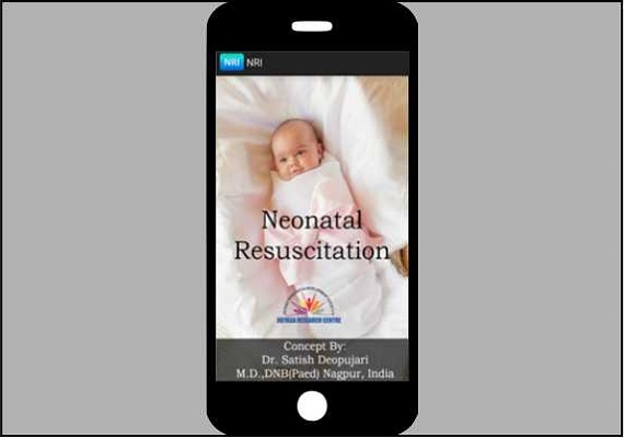 The TAG – NRP Mobile App. The life saving digital assistance tool by Embedded Creation.